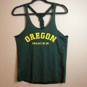 Women's Oregon Ducks Tank